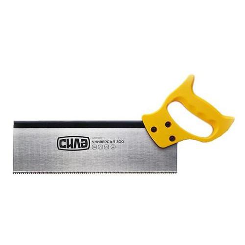 Ножовка по дереву пасовочная Сила 300 мм x 7T x 1 x 2D (320509)