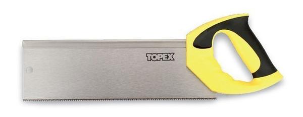 Ножовка для стусла Topex 350 мм, 13TPI (10A706)