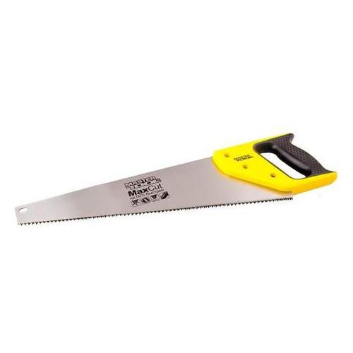 Ножовка Master Tool столярная 400 мм, 9TPI MAX CUT, каленый зуб, 3-D заточка, полированная (14-2840)