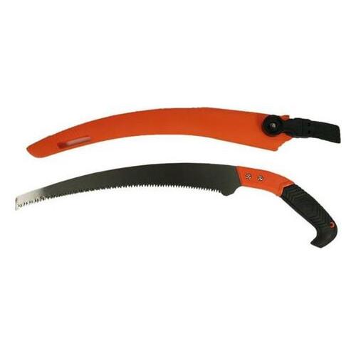 Ножовка садовая Master Tool 300 мм x 6T x 3D с ножнами (14-6016)