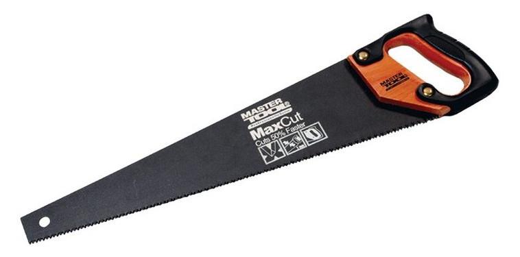 Ножовка столярная Master Tool 7TPI Max CUT тефлоновое покрытие (14-2350)