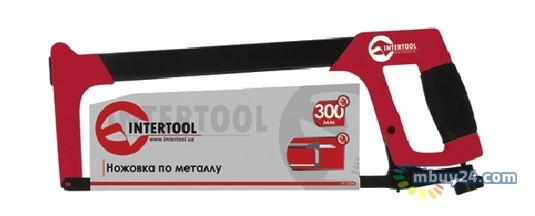Ножовка по металлу 300 мм Intertool HT-3304