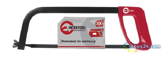 Ножовка по металлу 300 мм Intertool HT-3305