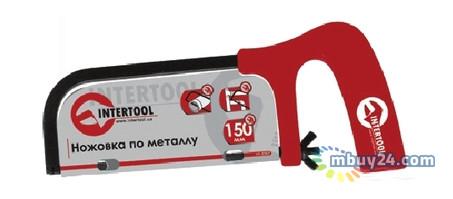 Ножовка по металлу 150 мм с полотном Intertool HT-3307
