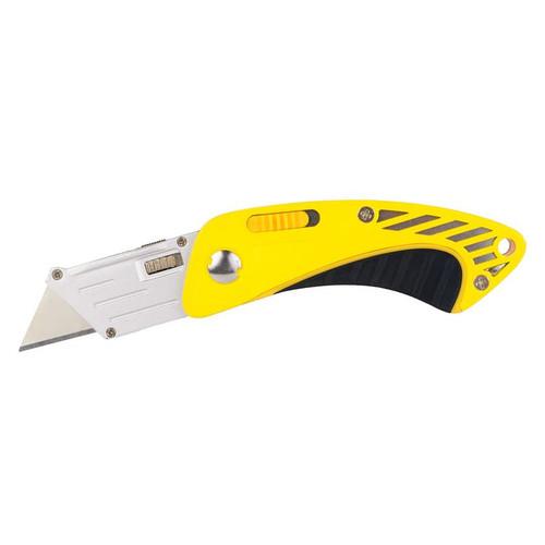 Нож-трапеция Sigma раскладной обрезиненный (8212081)