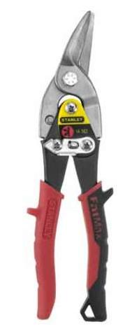Ножницы по металлу Stanley 2-14-564 FatMax Aviation правые