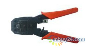 Инструмент для обжима разъемов Cablexpert T-WC-04 RJ45 / RJ12 / RJ11
