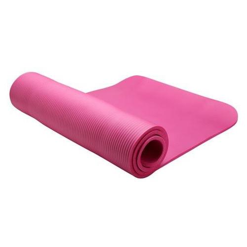 Коврик для тренировок LiveUp Nbr Mat 180x60x1,2см Pink (LS3257-p)