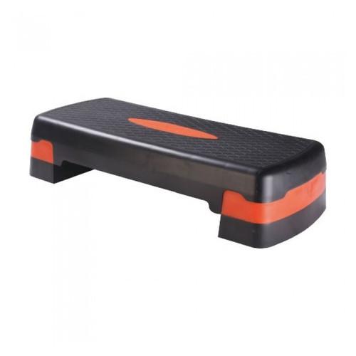 Степ-платформа LiveUp Power Step Black -orange (LS3168A)