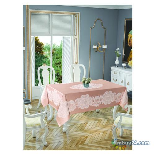 Скатерть Tabe Tropik Home Royal Cappucino 5698-4 150x220