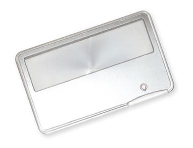 Увеличительное стекло Carson MagniCard MC-99 (204021)