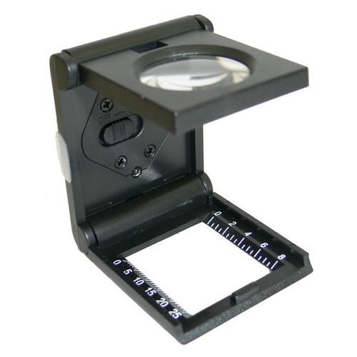 Лупа Konus Linen Tester 5x Light