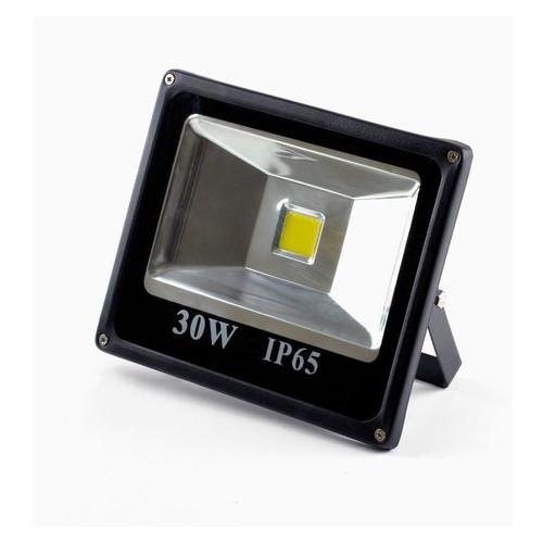 Светодиодный прожектор Ledstorm 30Вт Slim VSLM-030220 Тепло-белый