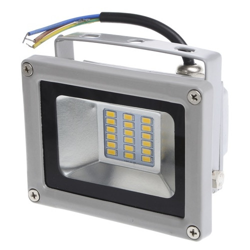 Прожектор светодиодный Brille HL-20/10W LED SMD WW IP65