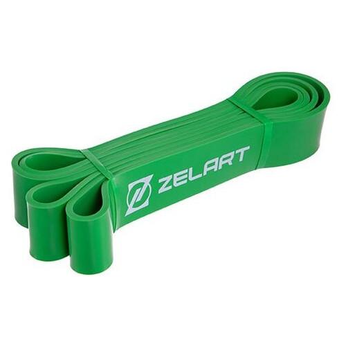 Резина для подтягиваний Zelart Modern FI-2606 Зеленый (56363121)