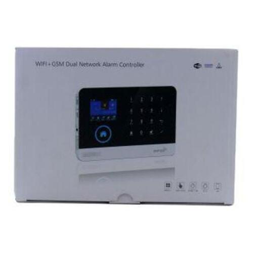 GSM сигнализация Alarm для дома с датчиком движения и WIFI JYX-W-G600 (ZE35007039)