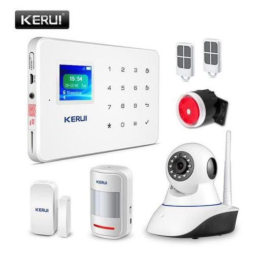 Комплект сигнализации Kerui security G18 с Wi-Fi IP камерой