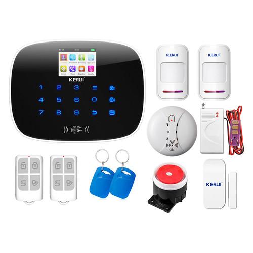 Комплект сигнализации Kerui security G19 Pro для 1-комнатной квартиры