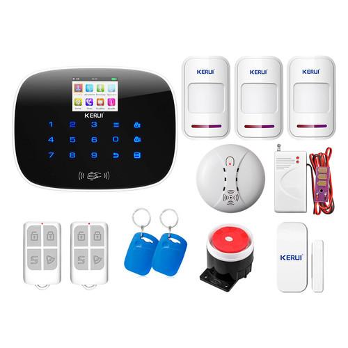 Комплект сигнализации Kerui security G19 Pro для 2-комнатной квартиры